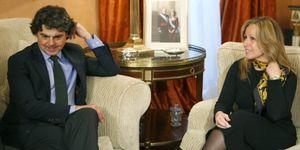 Foto: Moragas pone firmes a los críticos del PP con la tibieza de Rajoy hacia la guerra en Libia