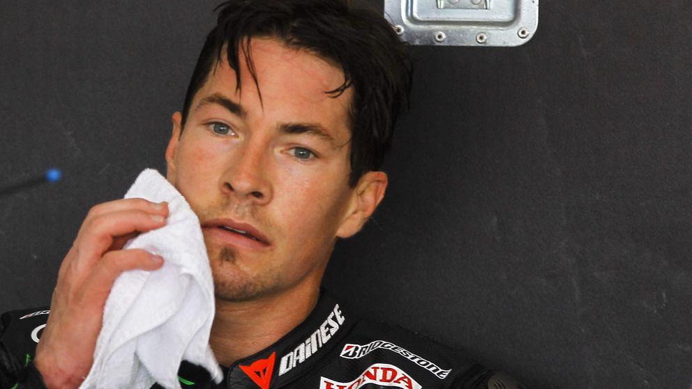 Hayden continúa en estado muy grave tras ser atropellado: El piloto está débil