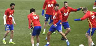 Post de Horario y televisión del Francia-España amistoso de este martes