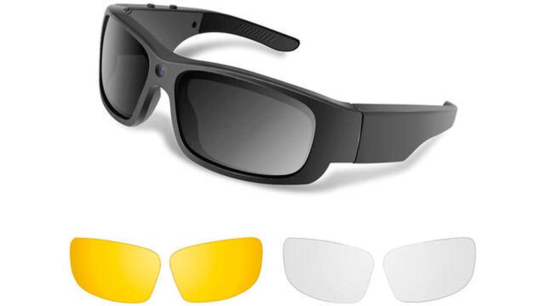 Gafas inteligentes Banglin con lentes complementarias