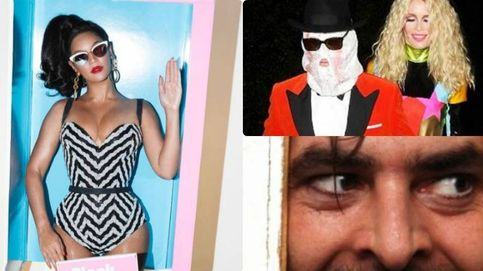 Vestidos de Barbie, en familia o de fiesta: así vivieron Halloween los famosos
