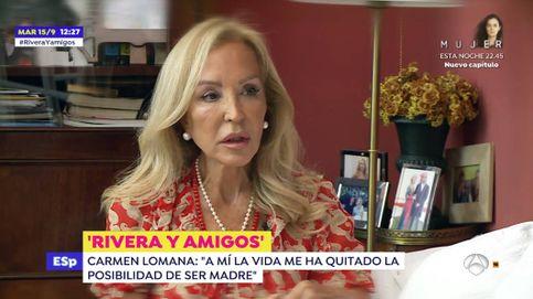 Lomana, ante Rivera: Un monstruo me quitó la oportunidad de ser madre