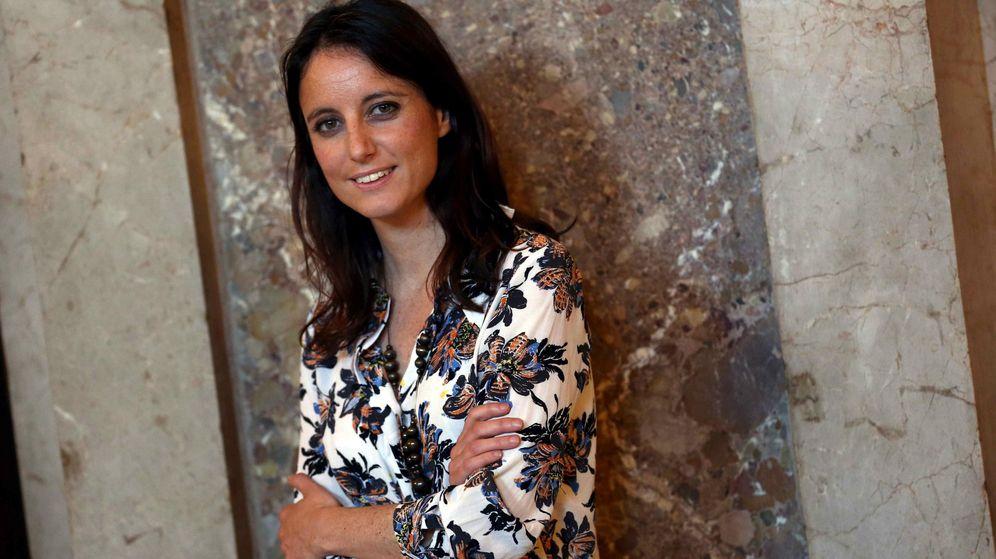 Foto: La número 2 del PP a las elecciones catalanas, Andrea Levy (Efe)