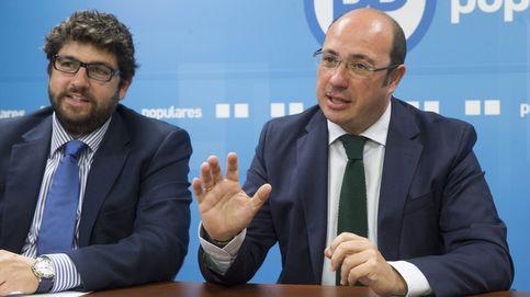 C's presiona al PP para que Pedro Antonio Sánchez también deje el acta