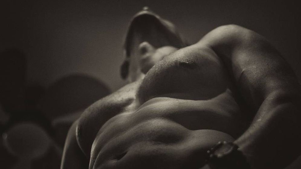 Foto: Imagen del torso de un hombre | Pixabay