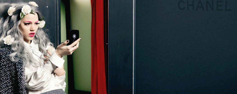 Foto: ¿Todavía no has sucumbido al 'look' capilar del momento? (Foto: Chanel)