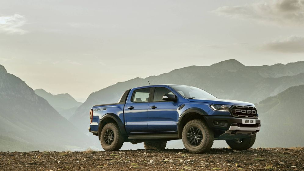 Foto: El Raptor es la versión más radical del pick-up de Ford que se venderá también en Europa.