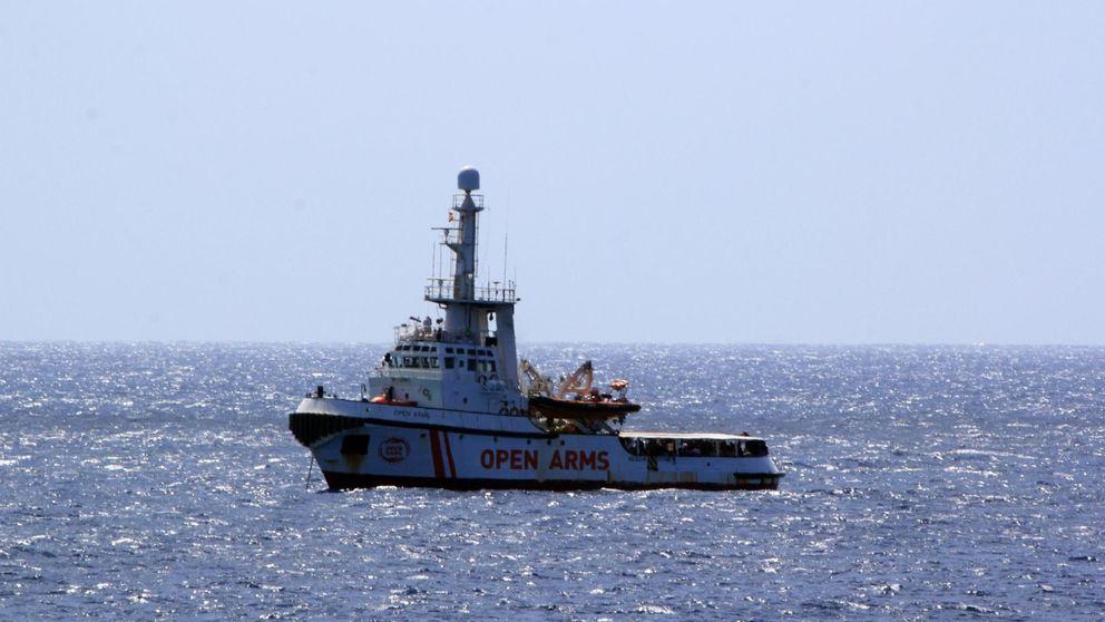 Italia confirma que seis países europeos acogerán a los migrantes del Open Arms
