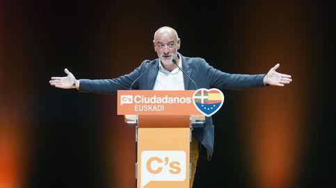 El partido de Rivera se desangra en Euskadi: ya solo le queda un concejal en Getxo