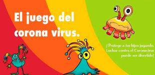 Post de El juego sobre el coronavirus: la solución para que los niños se laven las manos