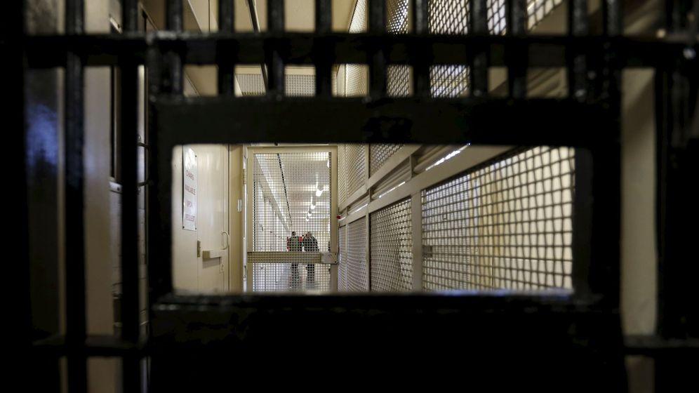 Foto: Corredor de la muerte en la prisión de San Quintín, California, el 29 de diciembre de 2015. (Reuters)