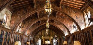 Post de ¿Qué hacen los restos de un convento de Valladolid en una mansión de California?