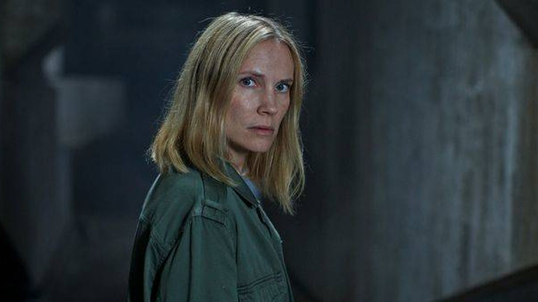Moa Gammel, protagonista de 'Jordskott'. (Fuente: Filmin)