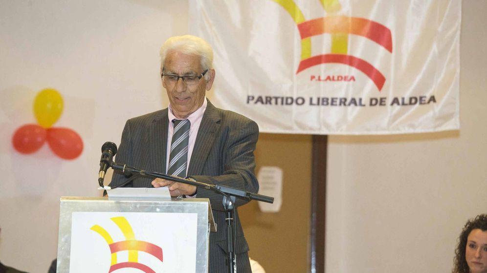Foto: José Luis Narros Manzanera, exalcalde de Aldea del Fresno. (Foto: A21)