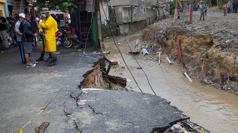 Al menos nueve muertos en República Dominicana y Haití por la tormenta Laura