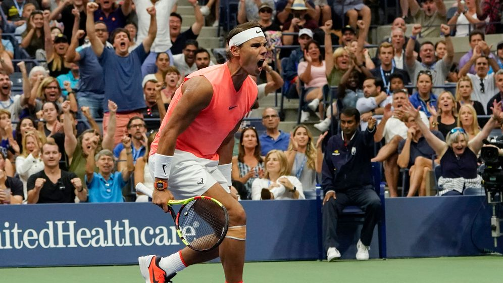 Foto: Rafa Nadal, en el US Open. (EFE)