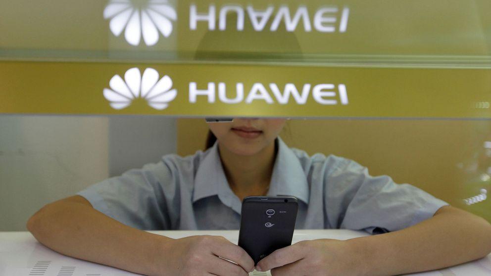 Huawei sanciona a dos empleados por un tuit corporativo enviado desde un iPhone