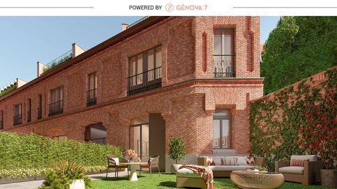 Génova 7 o cómo invertir en casas de lujo en pleno 'triángulo de oro' madrileño