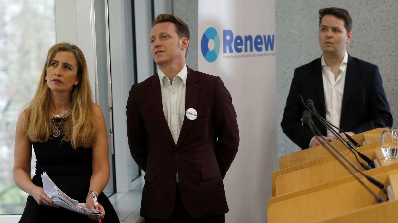 """El colíder de Renew, el partido del que todos hablan: """"Confío en poder revertir el Brexit"""""""