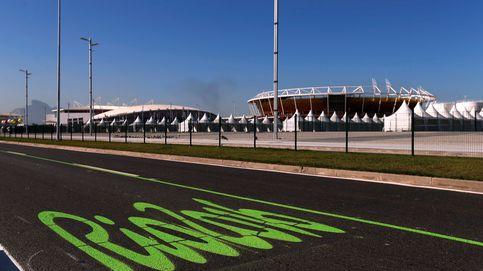A Río le crecen los enanos: ¿unas Olimpiadas sin fijo ni móvil?