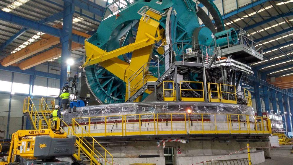 De Asturias a Chile: el telescopio que hará la mejor foto del universo se prepara en España