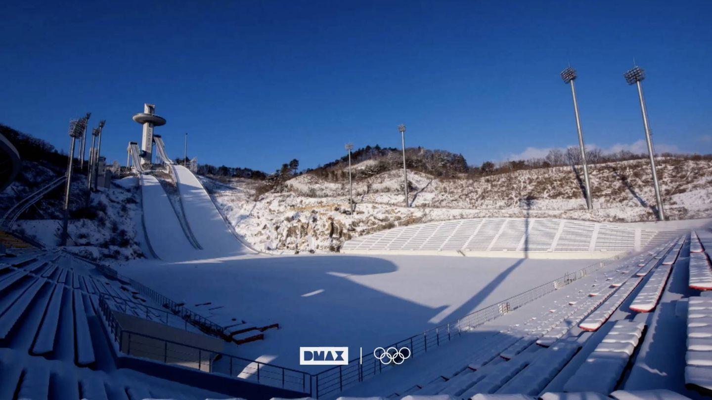 Juegos Olímpicos de invierno de PyeongChang 2018.