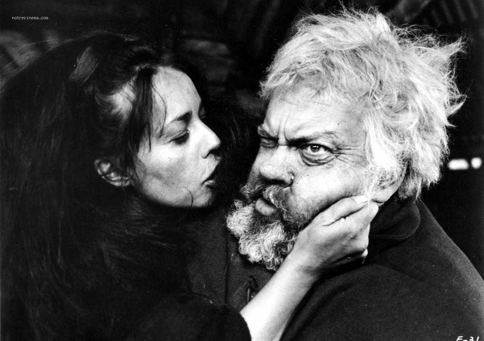Foto: Escena de 'Campanadas a medianoche', de Orson Welles