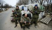 Noticia de Viaje a la invasión fantasma de Ucrania en busca de los soldados de Putin