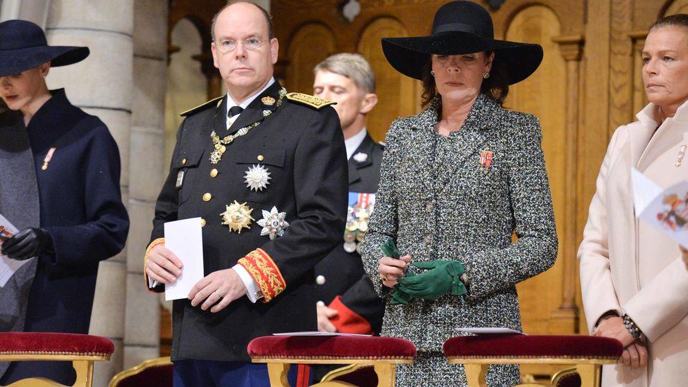 Carlota Casiraghi, gran ausente en la fiesta nacional de Mónaco