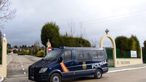 Detenido en Valladolid por morder, arañar y clavar un tubo a varios policías