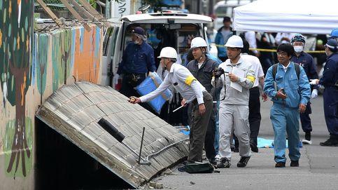 Un terremoto de 6,1 grados deja 350 heridos en Japón