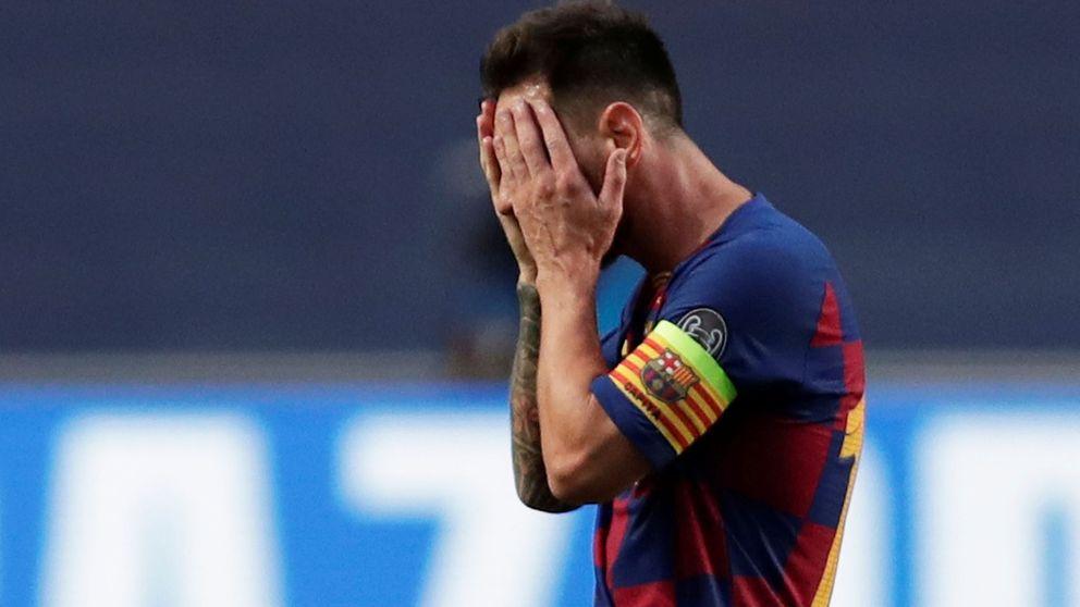 Humillación histórica del Barça ante el Bayern que cierra una época (2-8)