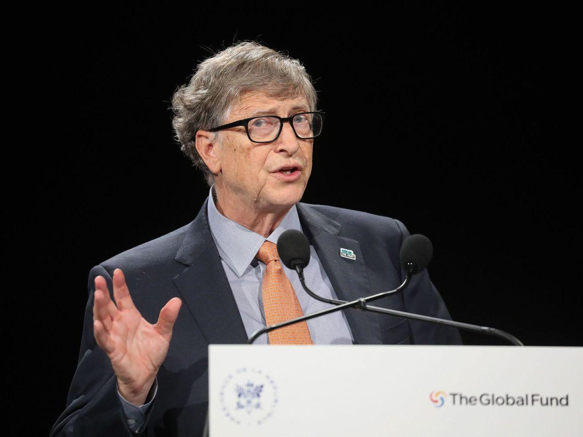 Foto: Las próximas amenazas según Bill Gates. (Reuters)
