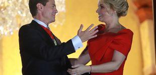 Post de Peña Nieto, expresidente de México, vive la vida loca en Madrid con una modelo