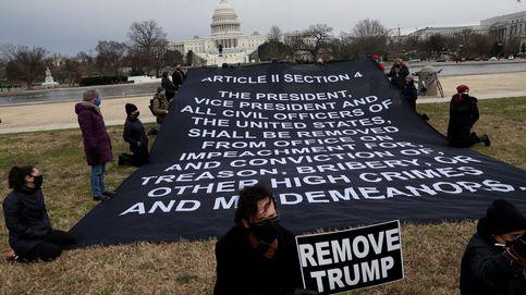 ¿'Impeachment' 2.0? Los argumentos a favor y contra el nuevo juicio a Trump