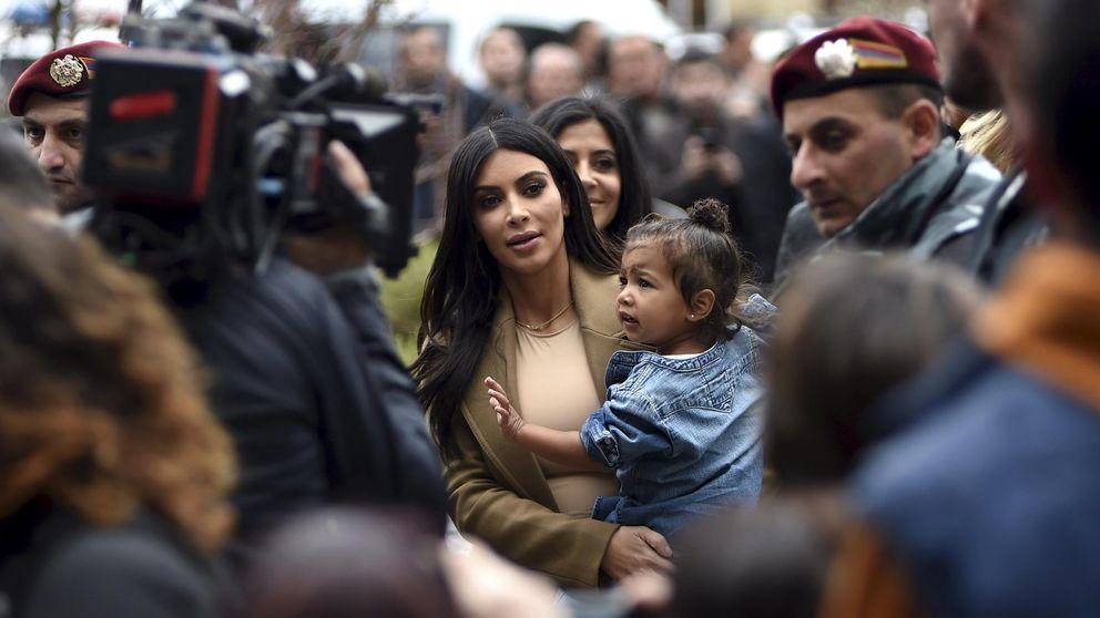 Jerusalén, la ciudad donde Kim Kardashian es persona 'non grata'