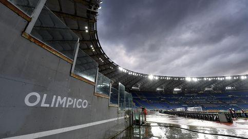 Desactivan un coche bomba listo para estallar en las inmediaciones del Olímpico de Roma