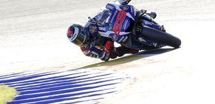 Post de Jorge Lorenzo no se quería despedir de Yamaha sin establecer un récord
