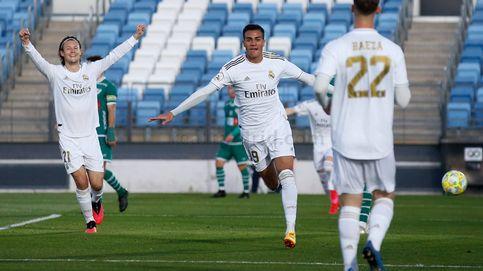 Se han quedado a gusto. La polémica con Reinier tras su estreno goleador en el Castilla