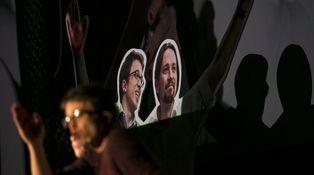 Los conspiradores: fulgor y muerte de Podemos