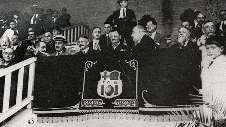 Milans del Bosch clausuró el Barça por pitar el himno en 1925 y Gamper dimitió