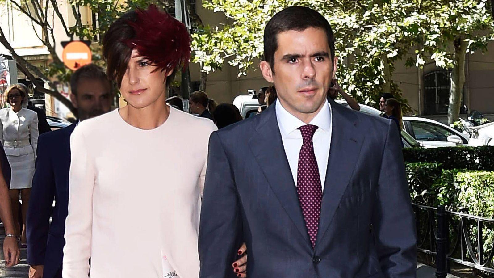 Foto: José María Aznar Botella y su esposa, Mónica Abascal. (Gtres)