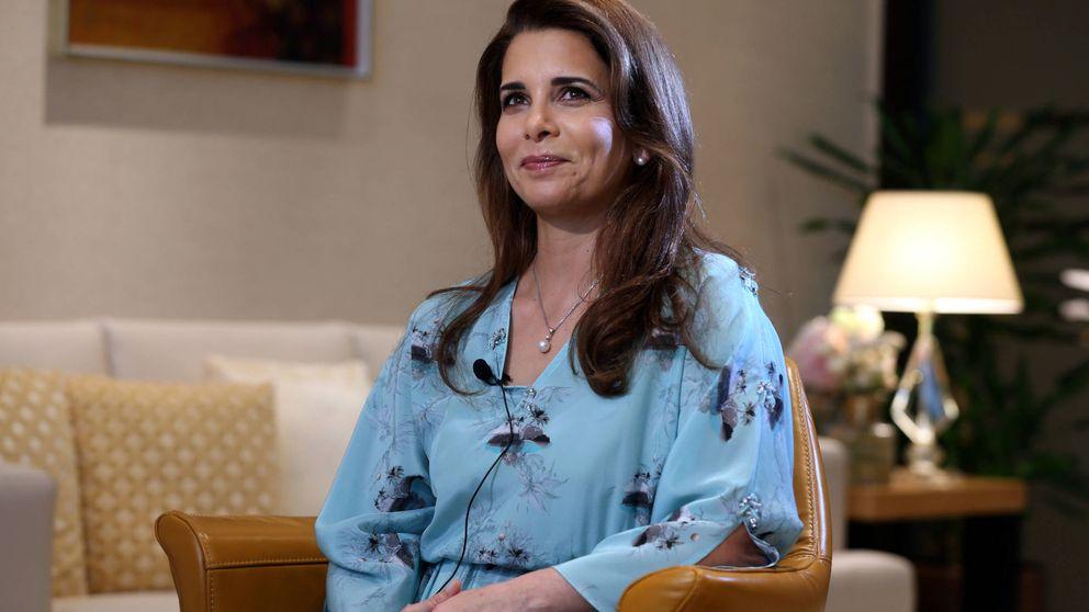 Haya de Jordania, en sus propias palabras: su dura infancia y la relación con su padre