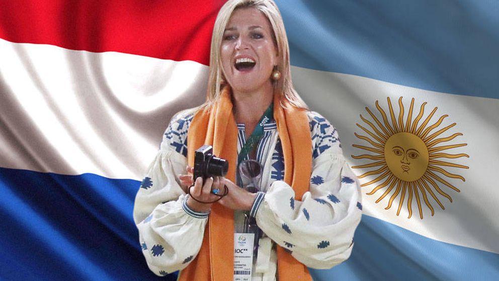 Máxima de Holanda enfada a los argentinos en los Juegos de Río