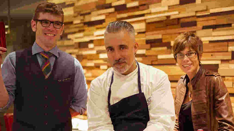 SOT, la nueva 'vermutería', donde disfrutar la cocina de Sergi Arola