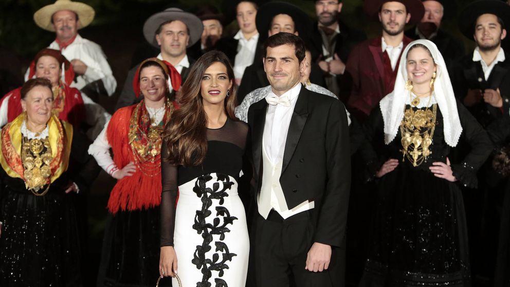 Sara Carbonero e Iker Casillas bautizan a su hijo Lucas en Oporto