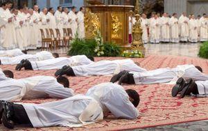 Los sacerdotes casados piden una Iglesia que use más el corazón