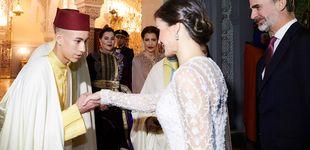 Post de Todas las miradas puestas en Mulay Hassan de Marruecos, el heredero precoz