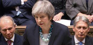 Post de Desciframos el mensaje oculto de los maxicollares de Theresa May