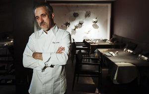 El chef Sergi Arola y su mujer Sara Fort unidos para pagar sus deudas